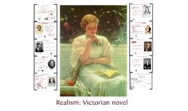 Realism: Victorian novel