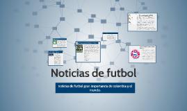 Noticias de futbol