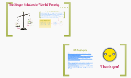 the singer revolution to world poverty by tony hung on prezi