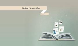 Stolen Generation