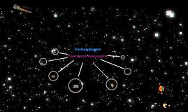 Verhoudingen tussen de planeten