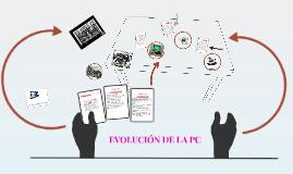 EVOLUCIÒN DE LA PC