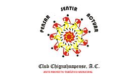 Plan Estratégico de Turismo Club Chignahuapense