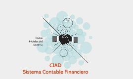 CIAD - Datos iniciales