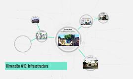 Dimensión #11: Infraestructura