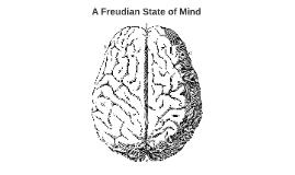 A Freudian State of Mind