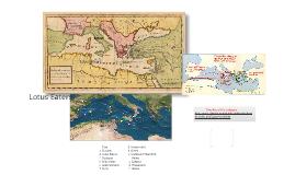 Odysseus's travels