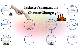 Industry's Impact on Climate Change