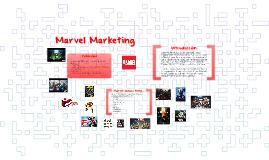 Marvel Marketing