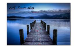 Copy of Self Leadership