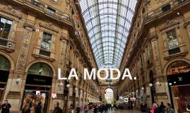 LA MODA Y EL INTELECTUAL