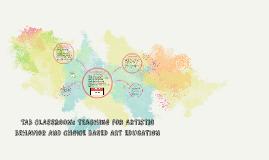 TAB CLASSROOM: Teaching for Artistic Behavior