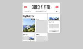 CHURCH V. STATE