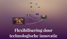 Flexibilisering door technologische innovatie