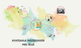 Guatemala Presentación