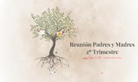 Copy of Reunión Padres y Madres 2º Trimestre
