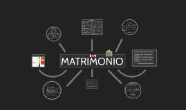 Copy of MATRIMONIO