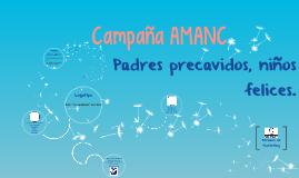CAMPAÑA AMANC
