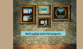 North Carolina's Scot Irish Immigrants