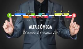 Congresso Alfa e Omega 2017