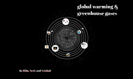 Copy of global warming & greenhouse gases