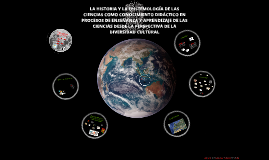 CONFERENCIA ENSEÑANZA DE LAS CIENCIAS Y DIVERSIDAD CULTURAL