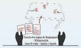3 Ano - 2 bi - Aula 3 cont - Teoria dos jogos de linguagem - Wittgenstein