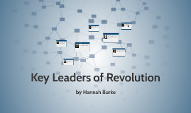 Key leaders of revolution