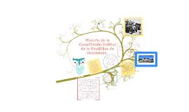 Historia de la Constitución Política de la República de Guat