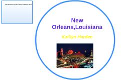 New Orleans,Louisiana