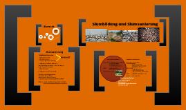Slumbildung und Slumsanierung