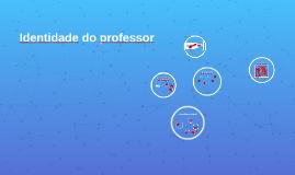 Identidade do professor