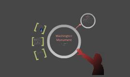 Washington Monument Scale Model