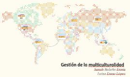 Copy of Gestión de la multiculturalidad