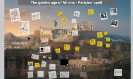 The Athens of Pericles - the Sophists and Socrates
