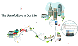 The Use of Alloys in Our Life