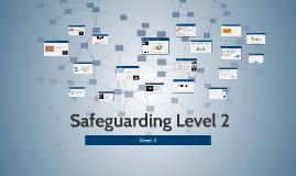 Safeguarding Level 2 week 3