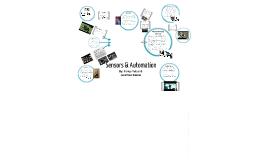 BA 394 Project 2: Sensors & Automation