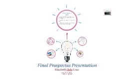 Final Prospectus