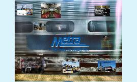 Regional transportation network, Metra provides