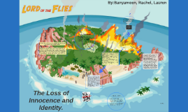 lord of the flies loss of innocence thesis