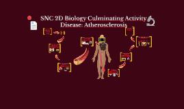 SNC 2D Biology Task: Atherosclerosis by Ali El-zein, Mitch Whyte, and Julian Davila