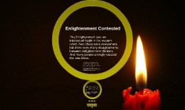 Enlightenment Ideas Contested