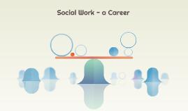Social Work - a Career