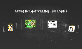 Copy of Writing the Expository Essay - EOC English 1