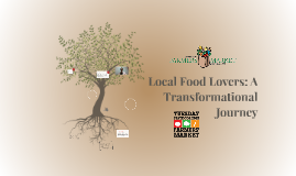 Local Food Lovers: A Journey