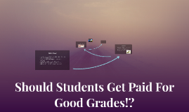 why students should be paid for good grades