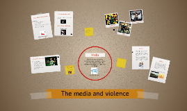 The media and violence