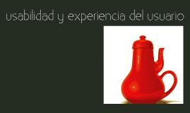 Usabilidad y experiencia del usuario en la web