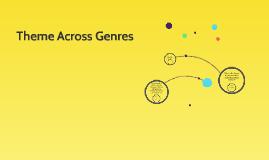 Copy of Themes Across Genre